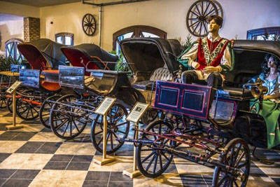 Kocsi- és fegyvermúzeum