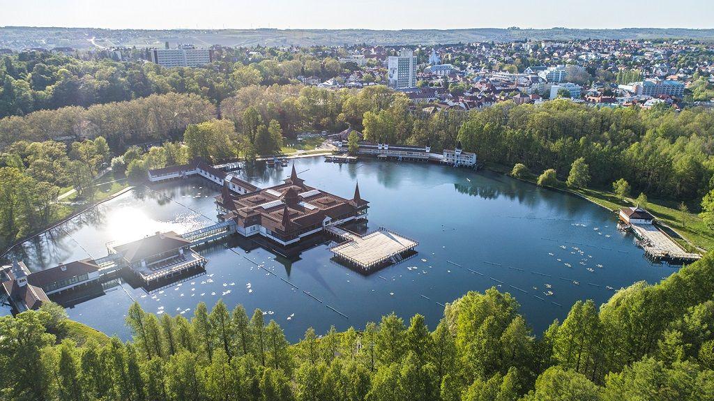 Egy tó, amilyen nincs máshol az egész világon-Hévíz