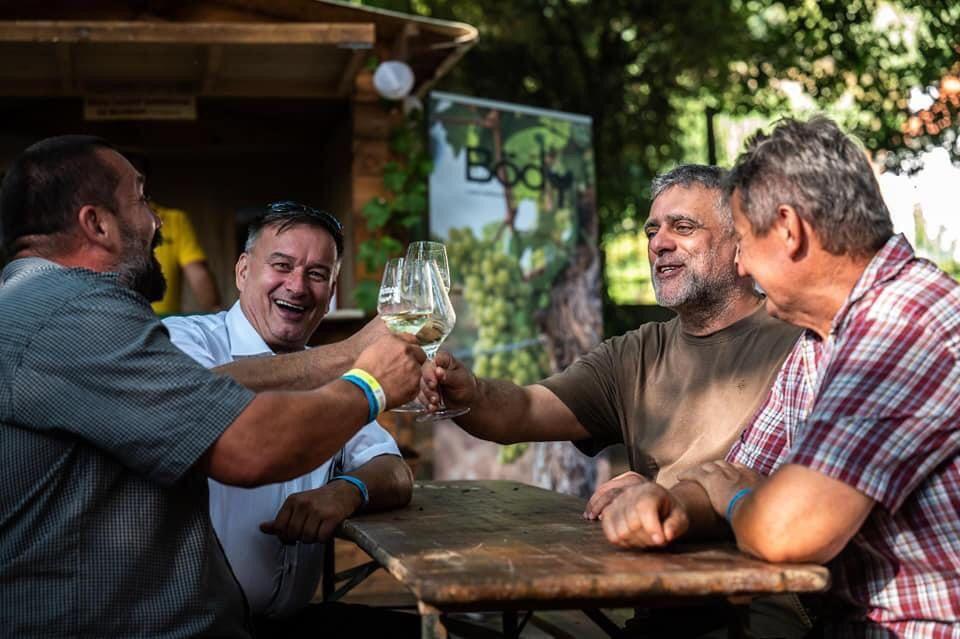 A vadászat és a bor ünnepe Sümegen