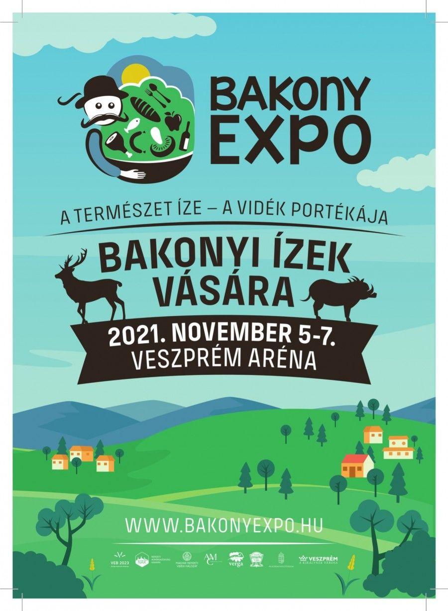VIII. Bakony Expo – bakonyi ízek vására