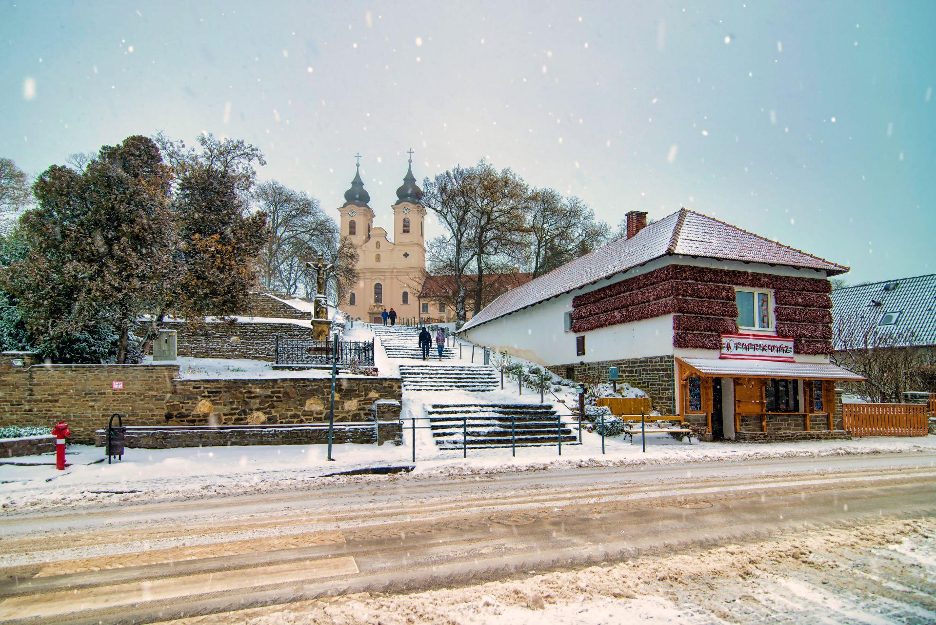 Téli turisztikai ajánló a Balaton-felvidéken